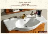 Soild hölzerne Badezimmer-Schrank-gesetzte Eitelkeit