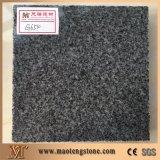 Tipi di pietra naturali del granito delle mattonelle e delle lastre del nero di bellezza G684