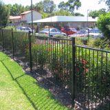 경쟁가격을%s 가진 정원에서 사용되는 Flat-Top 녹슬지 않는 방호벽