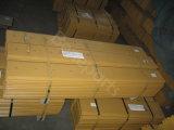 Blader, morceaux d'extrémité, pièces de rechange, bouteur plat conique de tranchant du tranchant 144-70-11131 double