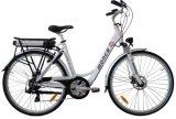 Garanzia elettrica a basso rumore eccellente di Ebicycle della città della bici certificata En15194 del Ce dell'onda di seno M266 2 anni