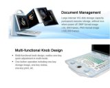 Échographie Doppler couleur numérique complète pour ordinateur portable (HP-UC1200)