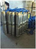 Bomba de alta velocidade de poço profundo com tecnologia e tecnologia patenteada