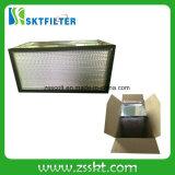 Industrieller Filter-Kasten H12 H13 H14 der Luft-HEPA