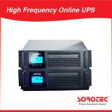 UPS in linea ad alta frequenza 1-10kVA del supporto di cremagliera di monofase