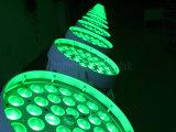 Nj-36 36*10W LEDのズームレンズの移動ヘッド洗浄ライト