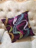 Декоративная подушка печатание способа валика