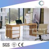 Forniture di ufficio diritte di legno di vendita calde dello scrittorio del gestore della Tabella di figura