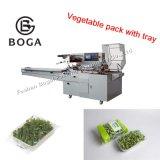多機能の流れの枕毎日の使用の皿の野菜包装機械