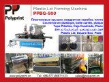 Caixa de frutos de plástico fazendo a máquina máquina de termoformação