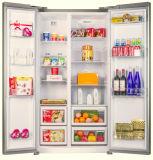 сторона 115/220V/60Hz - мимо - бортовой холодильник холодильника с полкой замораживателя