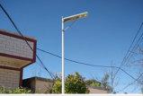 Bridgelux Chip 18W alle in einem Solar-LED-Straßenlaternemit 5 Jahren Garantie-