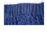 Картина закрутки женщин связала шарф шали обруча зимы шарфа (SK105)