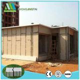 O cimento de EPS do tipo sanduíche com isolamento estrutural do painel de parede para casa prefabricadas