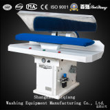 Blanchisserie industrielle complètement automatique Flatwork Ironer de Double-Rouleau approuvé de la CE