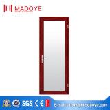 Двери ливня самомоднейшего матированного стекла алюминиевые