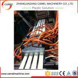 Linha elétrica da extrusão do perfil do Trunking do PVC