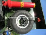 3 Type van U van de Aanhangwagen van de Stortplaats van de as het Semi 54 M3