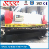 QC11Y-12X6000頑丈な高精度のギロチンのせん断機械