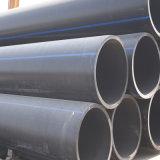 Труба дренажа полиэтилена высокой плотности снадарта ИСО(Международная организация стандартизации) пластичная