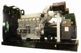 三菱エンジンによって動力を与えられるディーゼル発電機