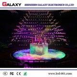 Pantalla de visualización impermeable portable de suelo de Dance Floor /Interactive LED del pixel de los acontecimientos LED de P6.25/P8.928 LED