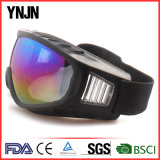 Occhiali di protezione esterni del pattino degli obiettivi dello specchio di sport UV400 di Ynjn (YJ-J124)