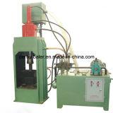 금속 조각 연탄 기계