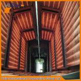 غال صناعيّ/أشعّة تحت الحمراء كهربائيّة يعالج أفران