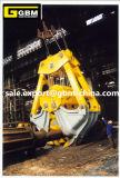 самосхват Clamshell 5-120t электрический гидровлический драгируя