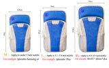 Sacchetto impermeabile del telefono del braccio di sport esterno del sacchetto del sacchetto della manopola di esercitazione corrente del sacchetto per il iPhone 6s più