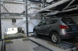Sistema automático do estacionamento do enigma