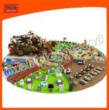 Mich große Innenspielplatz-Kind-weiche Plastikspielwaren