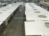 Engenharia competitiva/lajes de pedra de quartzo artificial e telhas