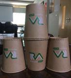 Café impreso cliente disponible caliente de las tazas de papel de la venta de la alta calidad