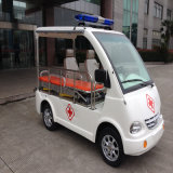 Ambulanza elettrica di uso dell'aeroporto mini