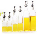 бутылка масла сезама 150ml 280ml стеклянная, бутылки пищевого масла стеклянные, уксус, бутылка соевого соуса