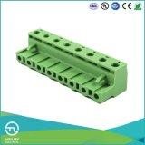 Anschlussplatten-Block Ma2.5/H7.62 Stecker-Einlage Schaltkarte-Custome