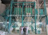 Machine de maïs Minoterie pour l'Afrique