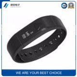Wristband elegante de Bluetooth del paso de progresión del ejercicio de supervisión del sueño de la salud del ritmo cardíaco de la explosión del comercio exterior del arreglo para requisitos particulares del regalo