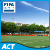 50mmのフットボールスタジアムのための40mm人工的な草のカーペット