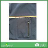 Rivestimento di Softshell di colore solido fornito da Manufacturer