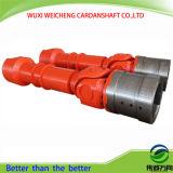 Qualität SWC620 schweißte Welle-Entwurf mit Längen-Ausgleich für Geräte