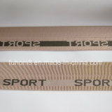 Подгонянная лента высокого Spandex цепкости Nylon эластичная с низкой усушкой
