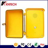 Auto-Dial 방수 전화 Handfree 비상 전화 상자 Knsp-04-2 Kntech