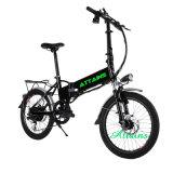 16/20 Zoll-faltbares elektrisches Fahrrad