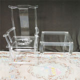 Custom Clear Acrylic Furniture