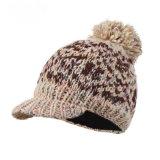 POM POMの帽子の帽子のジャカードによって編まれる帽子