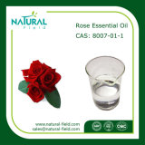 Óleo essencial de alta qualidade e rosa com melhor preço para cuidados com a pele