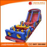 아이 게임 (T8-305)를 위한 장애가 거대한 팽창식 뛰어오르는 도약자에 의하여